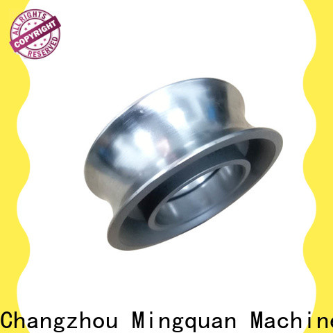 Mingquan Machinery durable aluminum part bulk production for turning machining