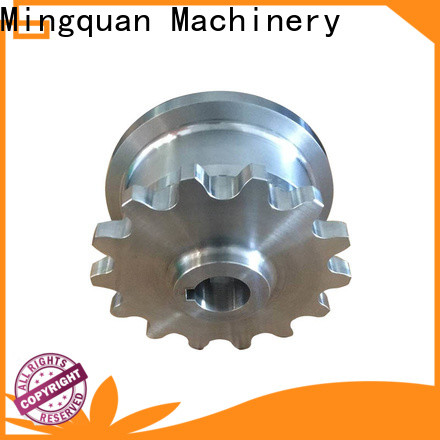 Mingquan Machinery cost-effective custom machined parts factory wholesale for machinery