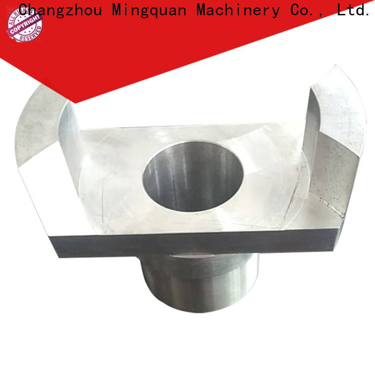 Mingquan Machinery cnc machinery parts supplier for CNC milling