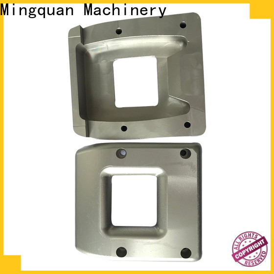 Mingquan Machinery cnc auto parts supplier for machine