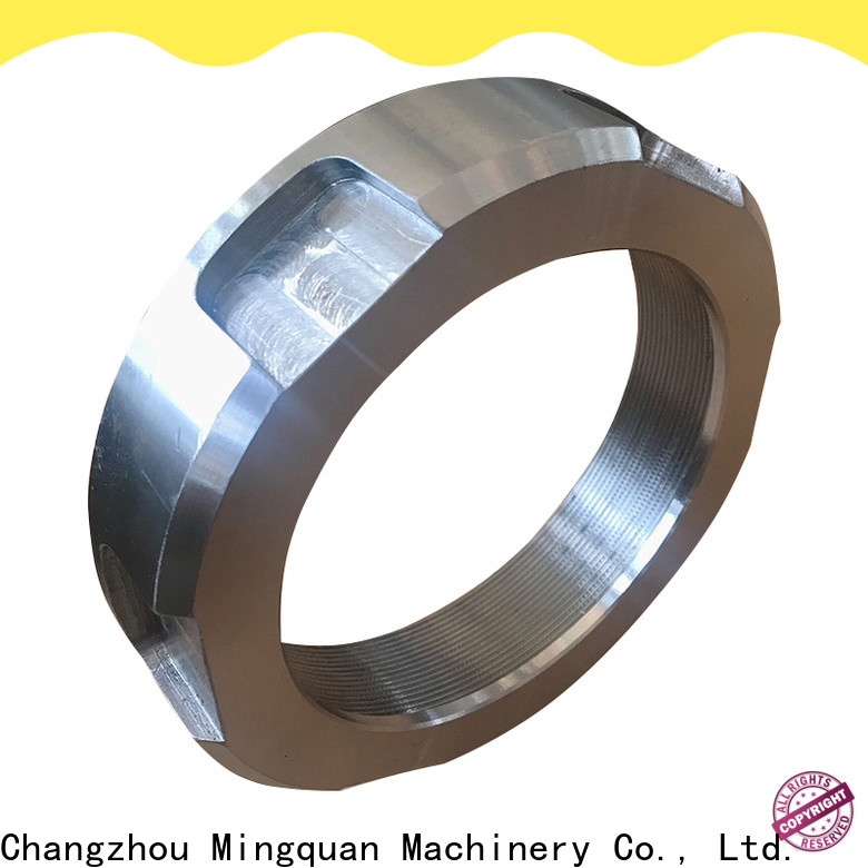 accurate customized cnc steel parts factory direct supply for plant
