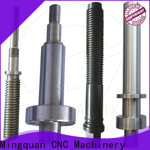Mingquan Machinery precision machining parts supplier for machinary equipment