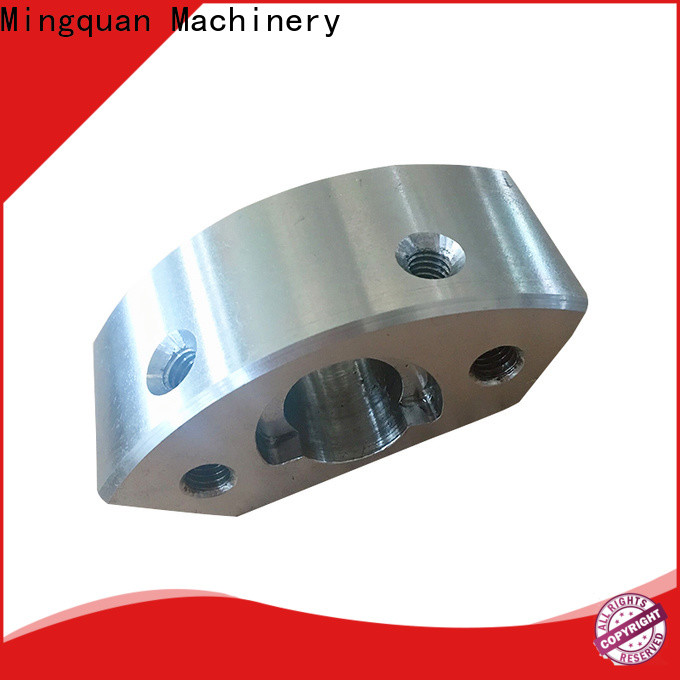 Mingquan Machinery cnc mechanical parts from China for turning machining