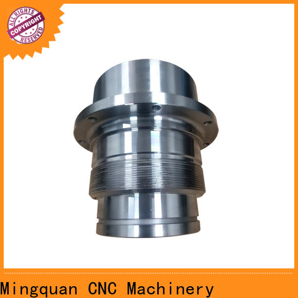 Mingquan Machinery durable machined steel parts supplier for machine