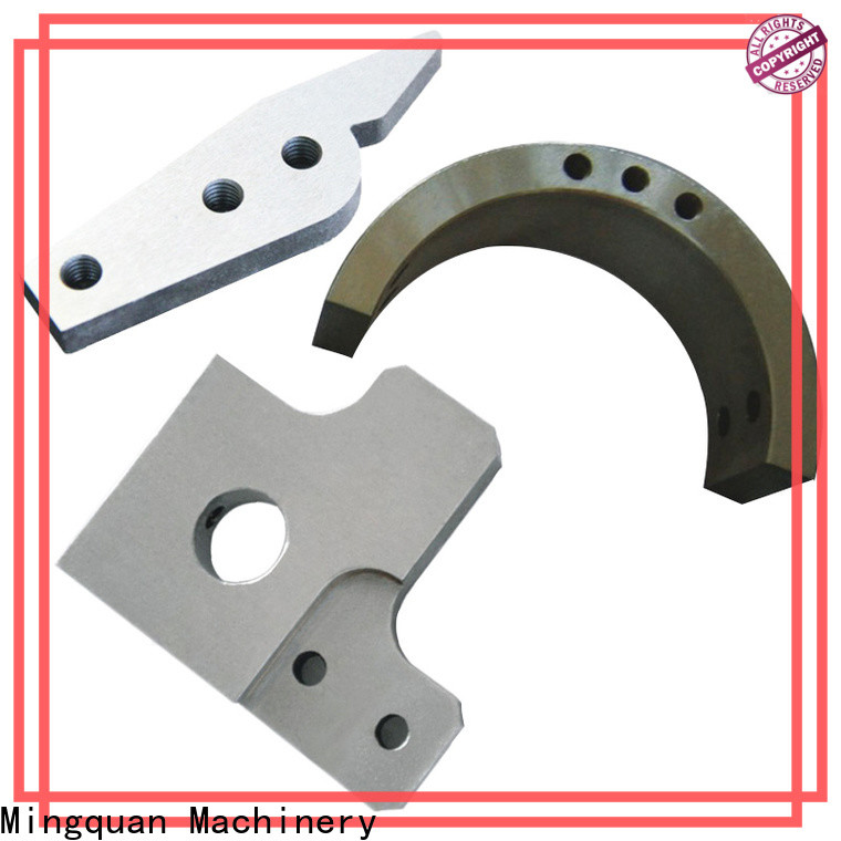 Mingquan Machinery Irregular part on sale for CNC milling