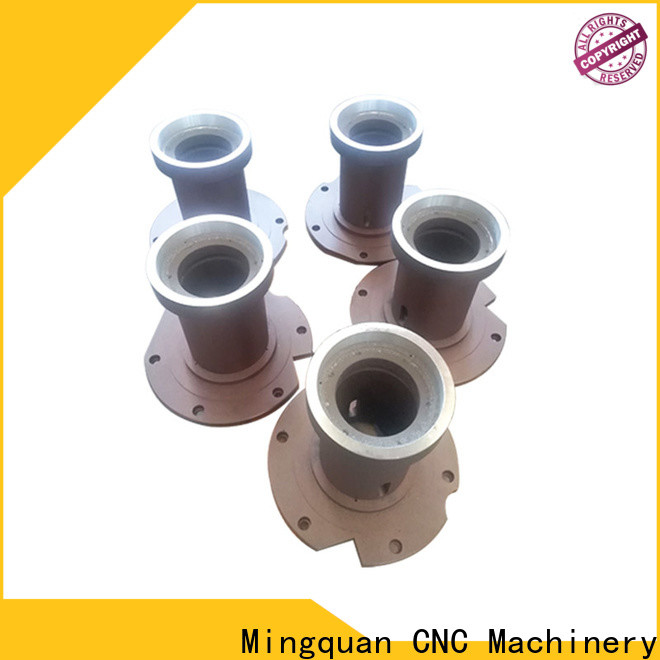 Mingquan Machinery accurate precision cnc milling personalized for factory