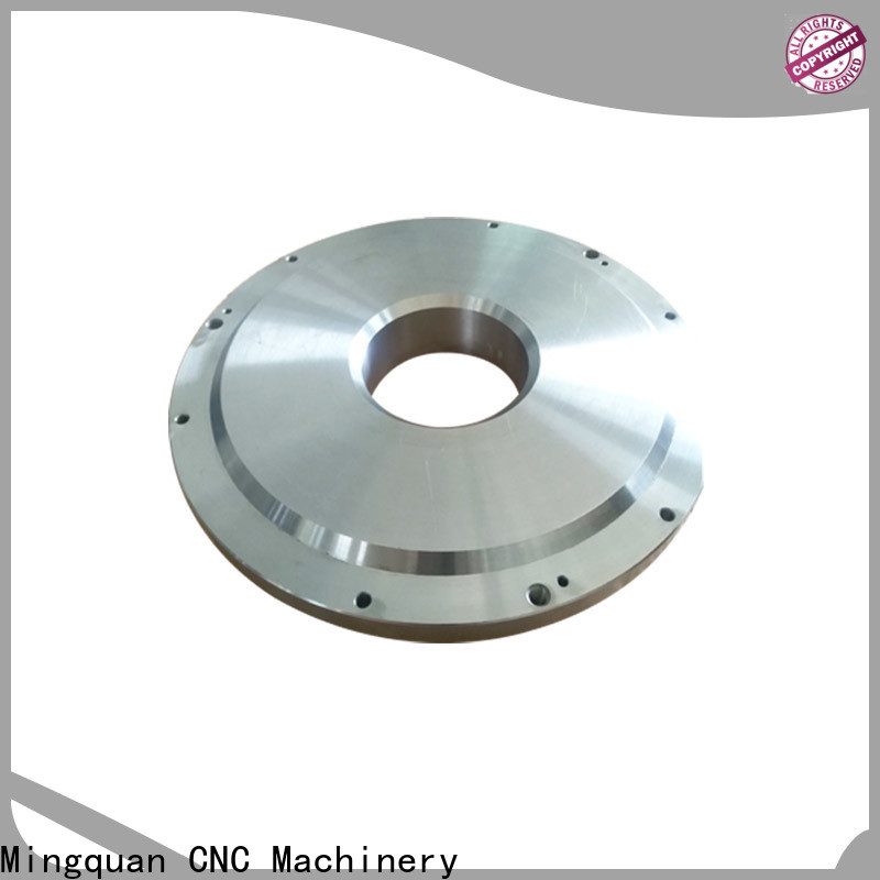 Mingquan Machinery practical cnc turning parts china with discount for plant