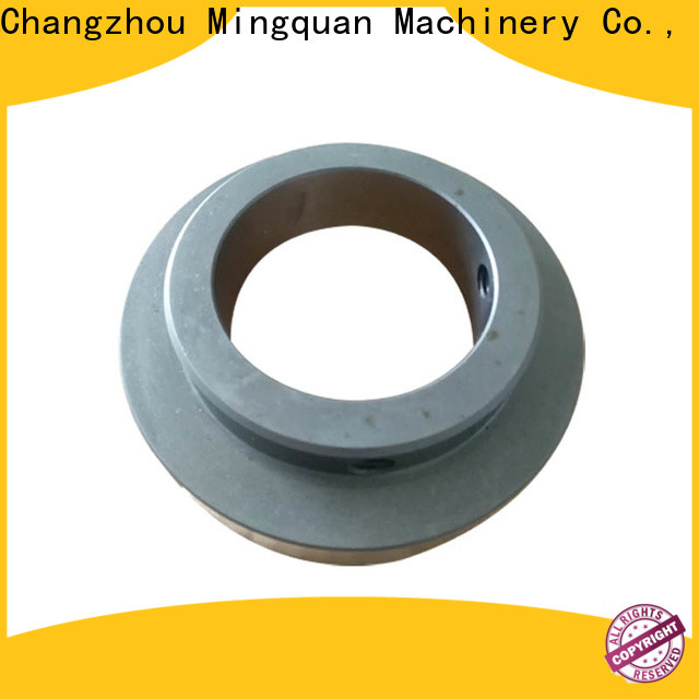 Mingquan Machinery custom mechanical components factory direct supply for factory