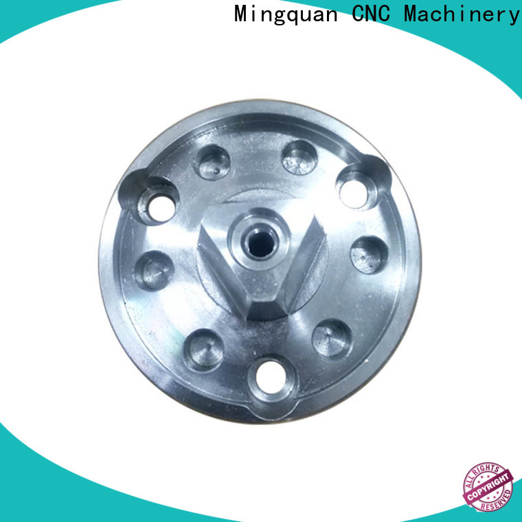 Mingquan Machinery accurate cnc mill cost supplier for factory