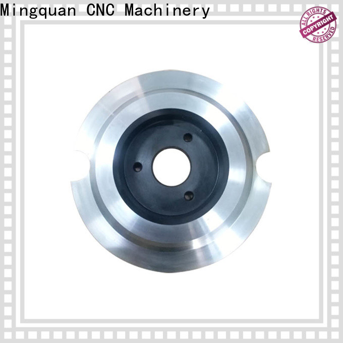 Mingquan Machinery aluminum turning parts supplier for factory
