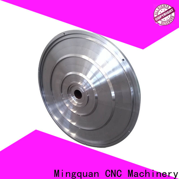 Mingquan Machinery cnc service supplier for workshop