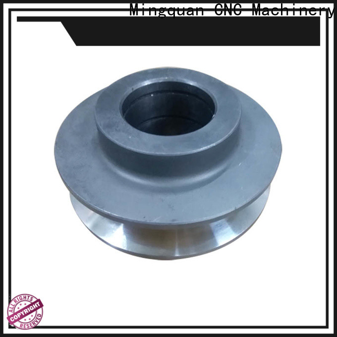 Mingquan Machinery rapid cnc machining bulk production for factory