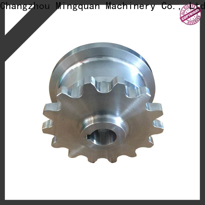 Mingquan Machinery stainless steel shaft supplier bulk production for CNC milling
