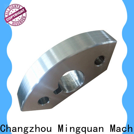 Mingquan Machinery custom made Irregular part on sale for factory