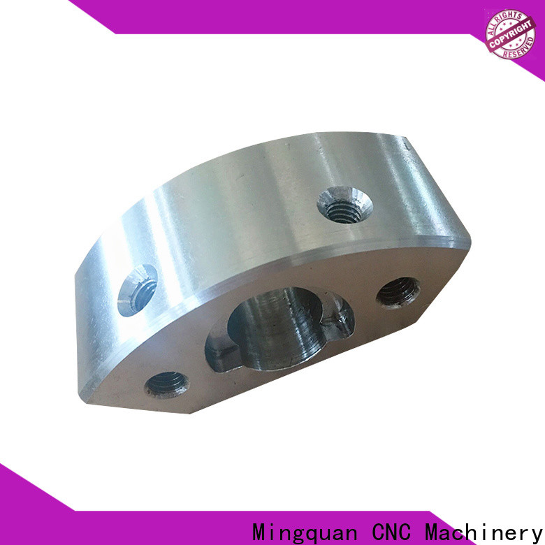 Mingquan Machinery cnc parts supply factory price for machine