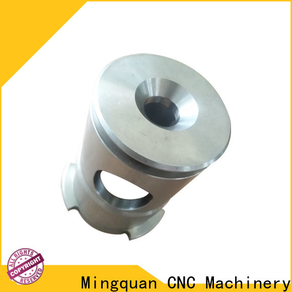 Mingquan Machinery stainless steel turning parts wholesale for turning machining