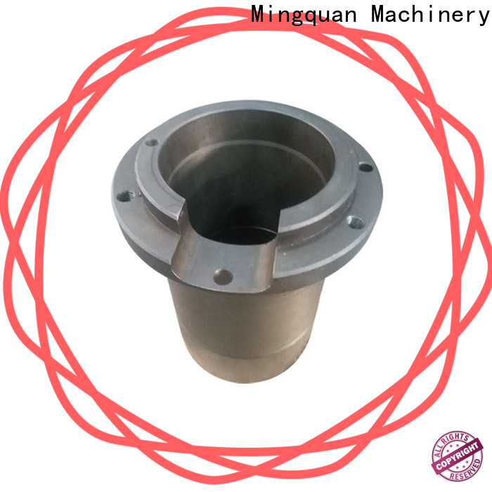 Mingquan Machinery cnc aluminum parts with good price for machine
