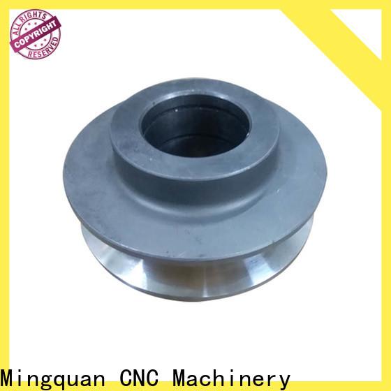 Mingquan Machinery cnc lathe machine parts bulk production for machinery