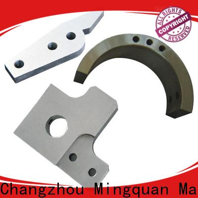 Mingquan Machinery custom metal machining factory price for factory