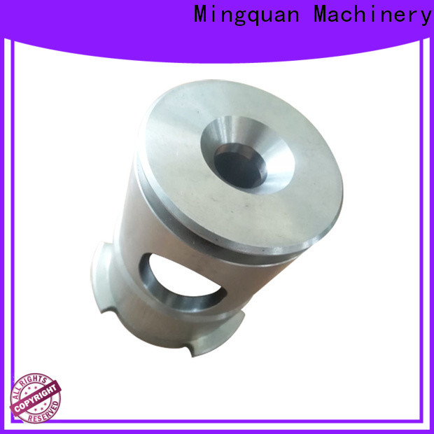 Mingquan Machinery cnc spare parts factory with good price for turning machining