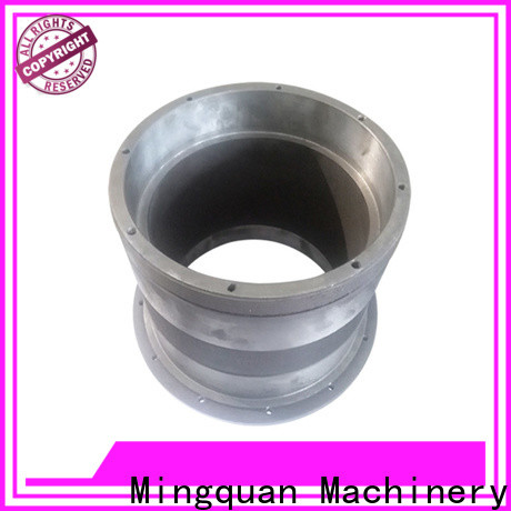 Mingquan Machinery professional aluminum part factory price for machine