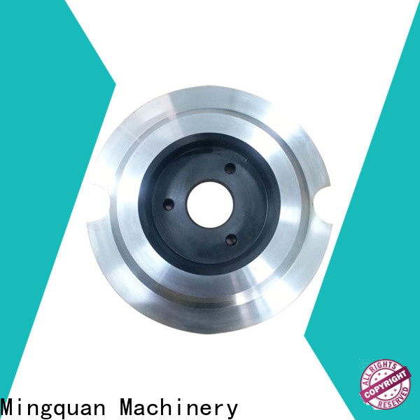 Mingquan Machinery good quality stainless steel cnc machining services wholesale for turning machining