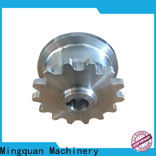 Mingquan Machinery aluminum parts for rc cars with good price for machinery