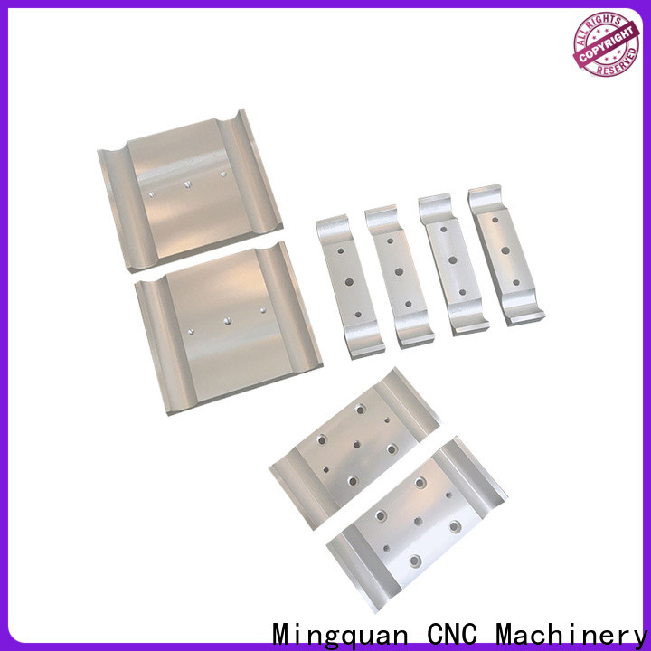 Mingquan Machinery precise precision parts on sale for CNC milling