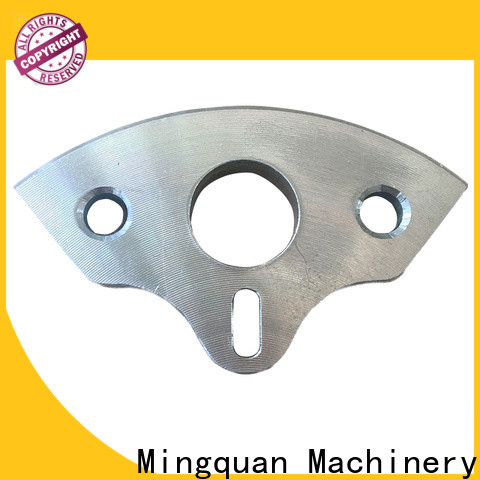 Mingquan Machinery brass machined parts factory price for CNC milling