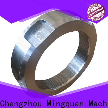 Mingquan Machinery reliable stainless steel pipe flange supplier for industry
