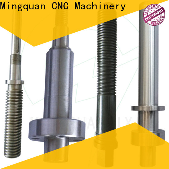 Mingquan Machinery hardened precision steel shaft directly price for factory