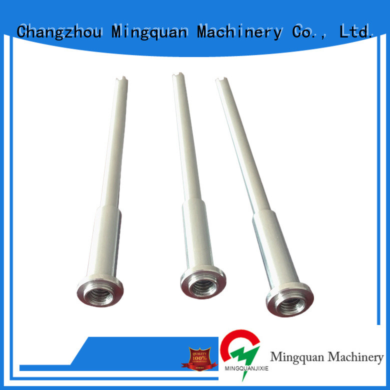 Mingquan Machinery good quality custom stainless steel shaft wholesale for machinary equipment