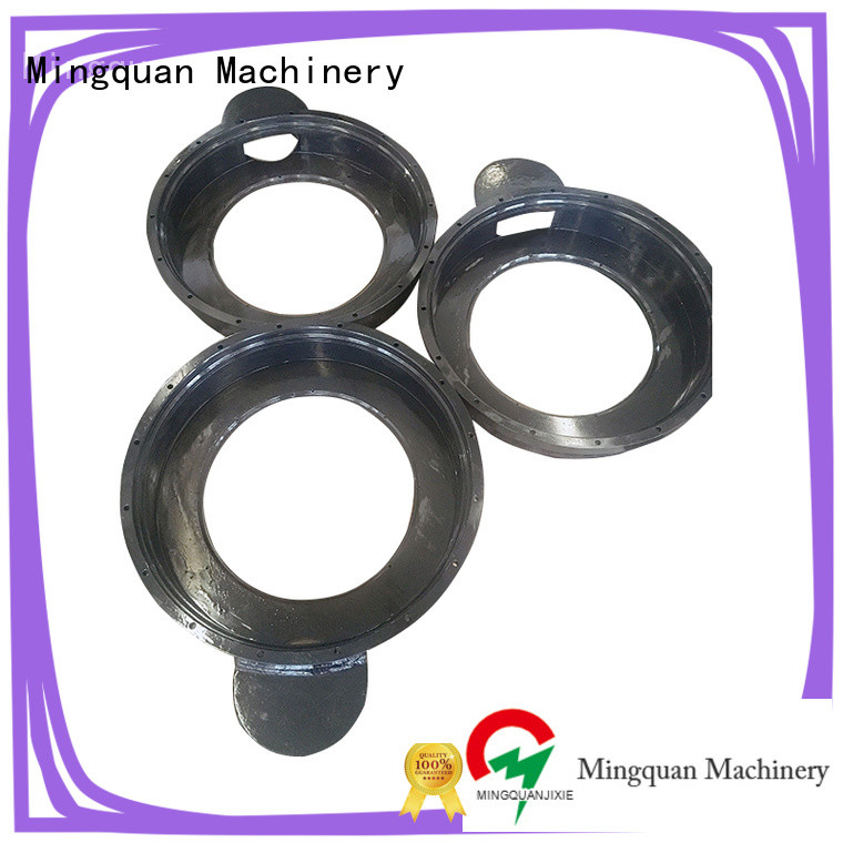 Mingquan Machinery brass flange with discount for workshop