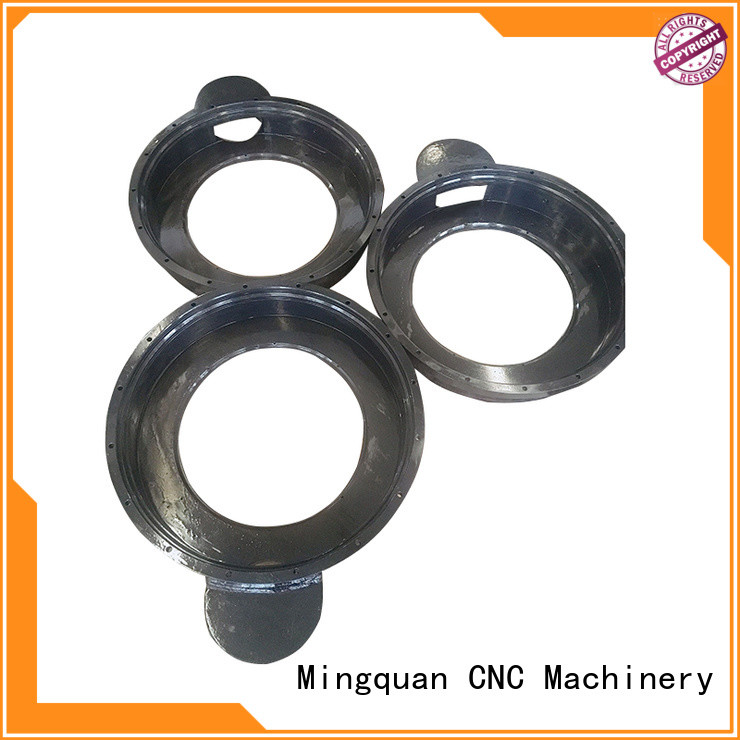 Mingquan Machinery accurate steel flange supplier for factory