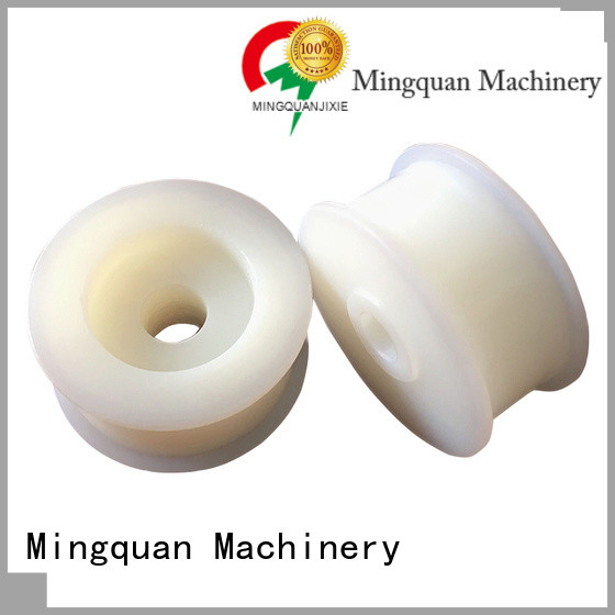 Mingquan Machinery brass machined parts online for factory
