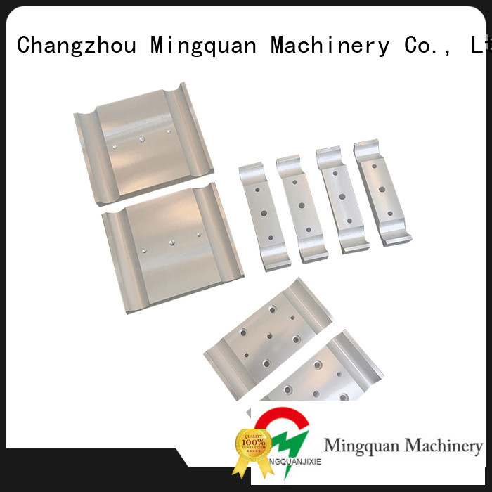 Mingquan Machinery durable machine parts directly sale for CNC milling