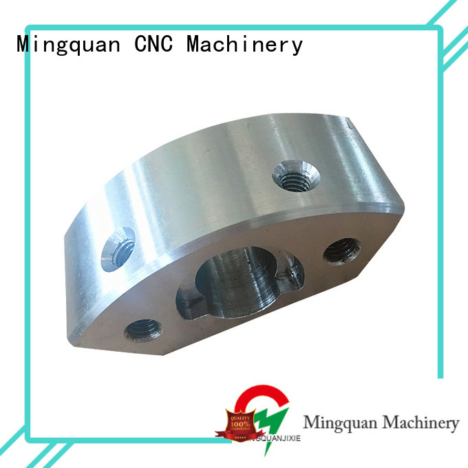 Mingquan Machinery stainless cnc parts supply on sale for turning machining