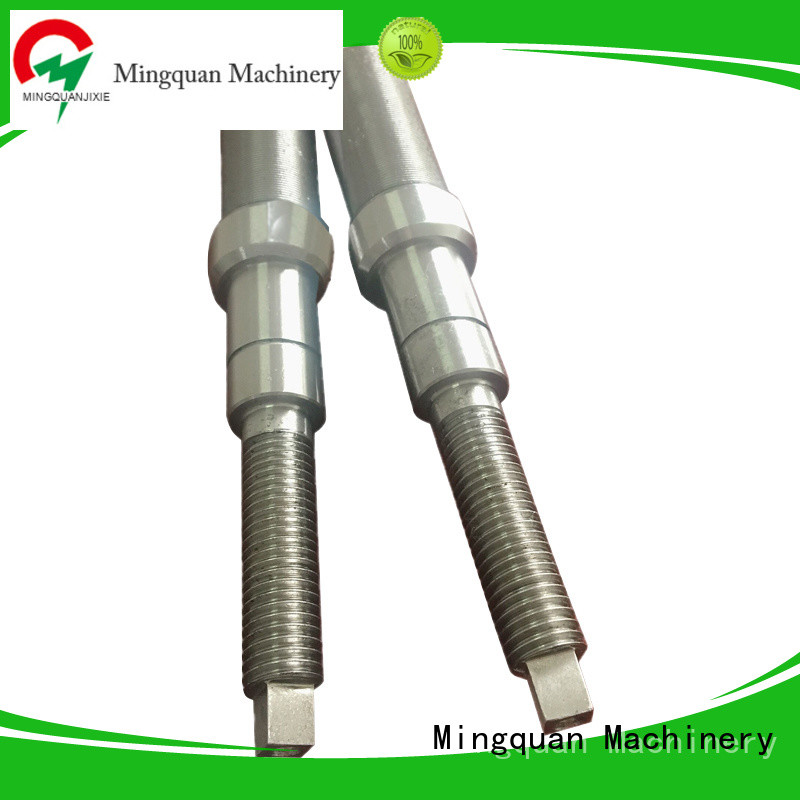 Mingquan Machinery professional shaft parts bulk buy for plant