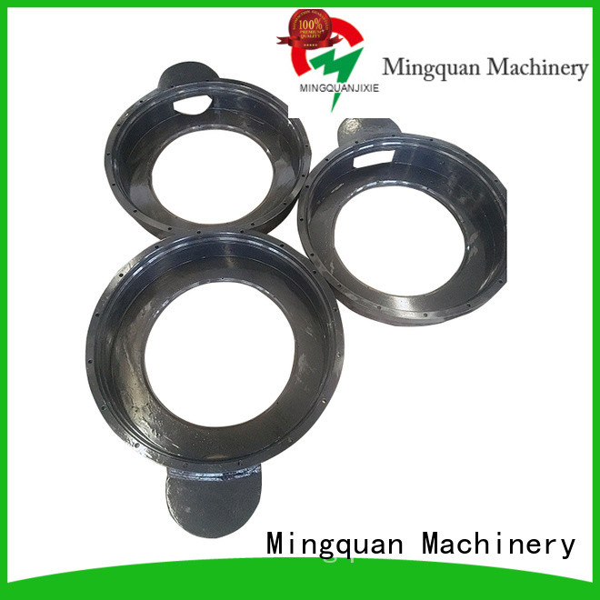 Mingquan Machinery accurate pipe flange personalized for factory