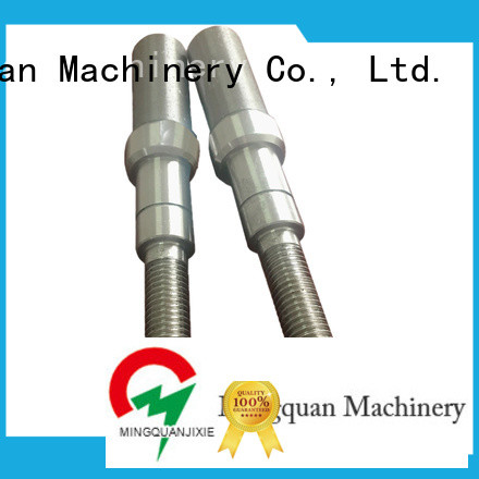 Mingquan Machinery cnc cutting services wholesale for machinary equipment