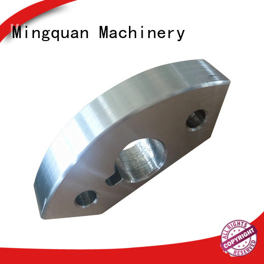 Mingquan Machinery custom made precision machined parts china online for factory
