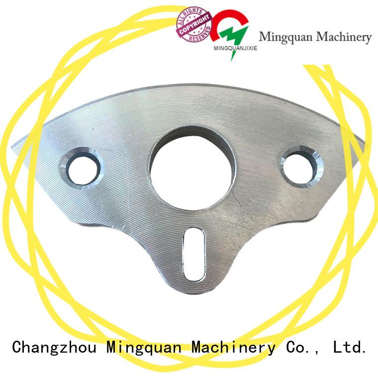 Mingquan Machinery durable high precision machining series for machine