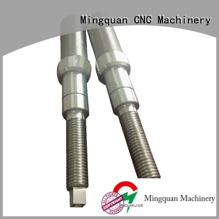 oem cnc turned components manufacturer for plant