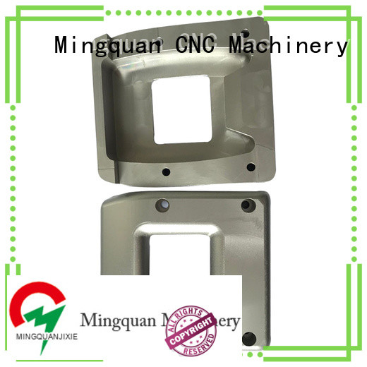 Mingquan Machinery brass machined parts online for CNC milling