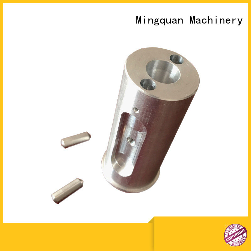 Mingquan Machinery top rated cnc turning parts bulk production for machine
