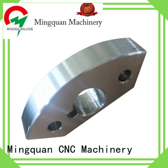 Mingquan Machinery cnc lathe machine parts series for CNC milling