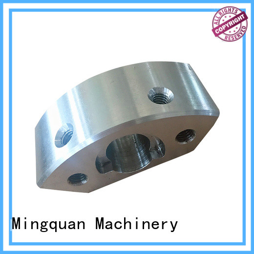 Mingquan Machinery brass parts on sale for factory