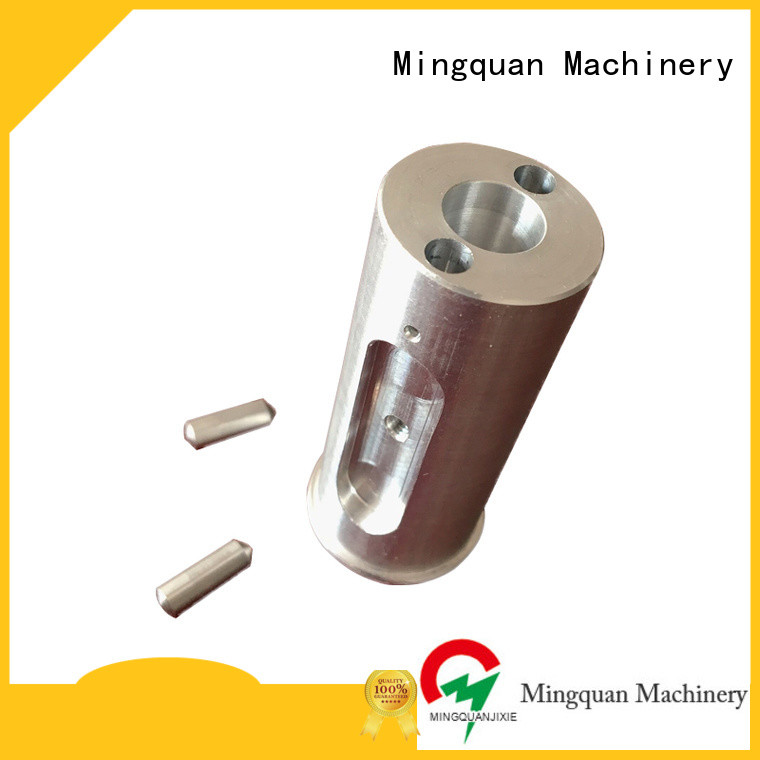 Mingquan Machinery top rated stainless steel shaft sleeve personalized for CNC milling
