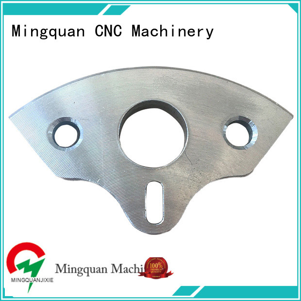 Mingquan Machinery durable custom cnc milling factory price for CNC milling