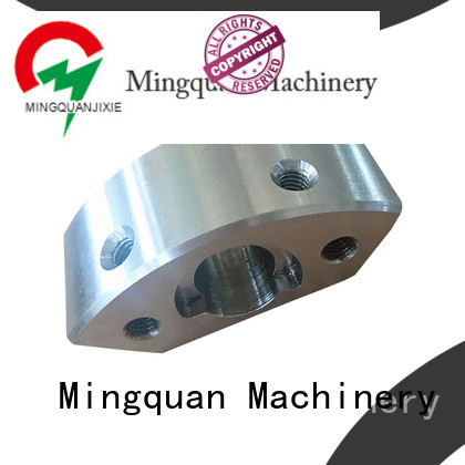 Mingquan Machinery reliable cnc mechanical parts directly sale for CNC milling